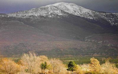 Subida al Ocejón desde Majaelrayo o Campillo de Ranas