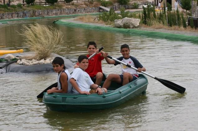 La Petita - Rafting