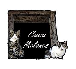 Logo casa rural Melones