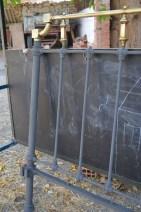 pintando con chalk paint
