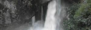 Cascada del santuario de covadonga Asturias
