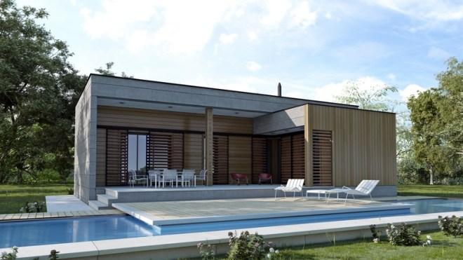 Una casa pensada para disfrutar de forma sana y ecológica