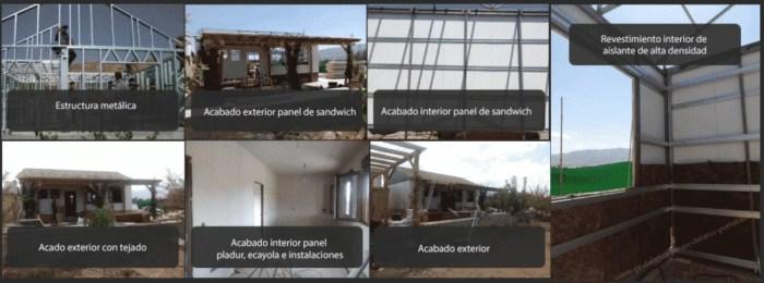 Casas prefabricadas Almeria