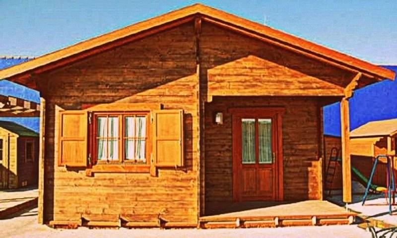 Casa de madera Alicante
