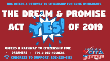 Dream & Promise Act