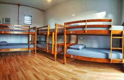 Bed in 10 Bed Mixed Dormitory