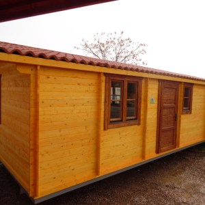 CASA MOVIL MALAGA Casas Móviles de madera