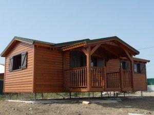 Casas de madera y prefabricadas Carpato