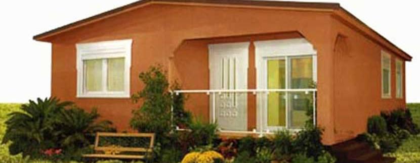 casas prefabricadas hergohomes de Casas Carbonell