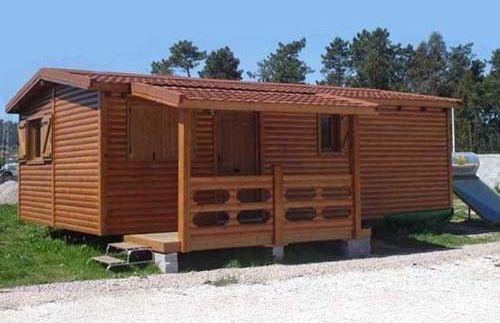 Construcciones con madera de Casas Carbonell