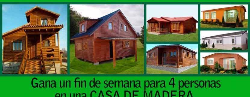 Visita nuestra exposición de Casas de madera Carbonell