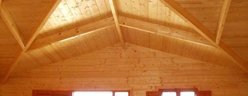 calidades de las casas de madera de Casas Carbonell