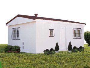 Las casas prefabricadas Hergohomes de Casas Carbonell