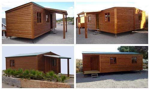 proyecto para casa de madera CCR de Casas Carbonell