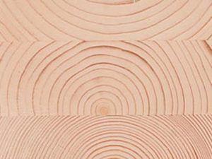 Vigas laminadas de madera de Casas Carbonell