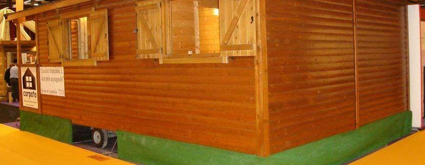 Casa madera ruedas archivos casas carbonell - Casas con ruedas ...
