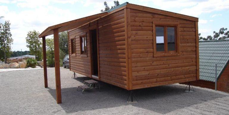 Casas Mobil Homs Casas De Madera Y Prefabricadas
