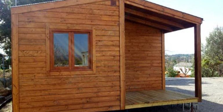 casa de madera CCR42