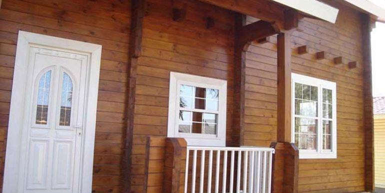 casa de madera modelo PortaCoeli de Casas Carbonell (5)