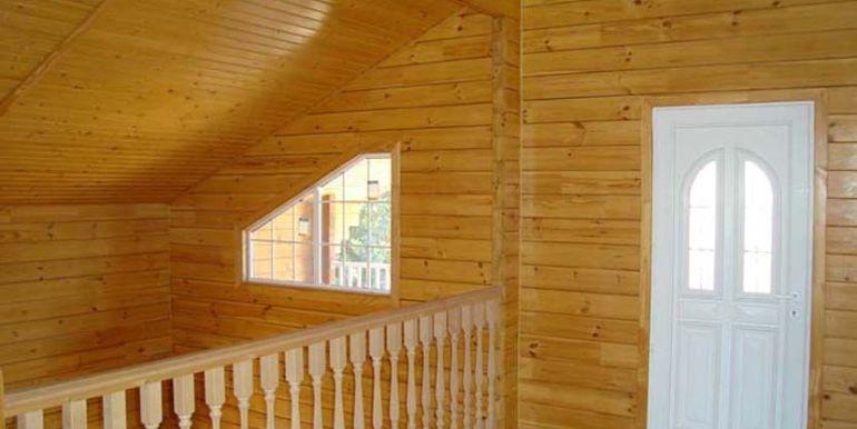 casa de madera modelo PortaCoeli de Casas Carbonell (7)