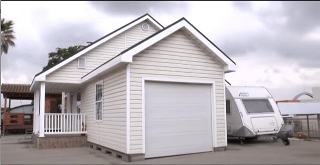 Casa prefabricada Americana 3H  87m²