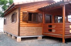 Vivienda de madera, Kempes, de Casas Carbonell