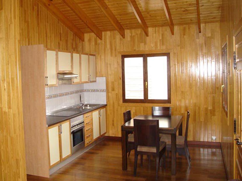 Vivienda de madera Kempes 66 m fabricada  Casas Carbonell