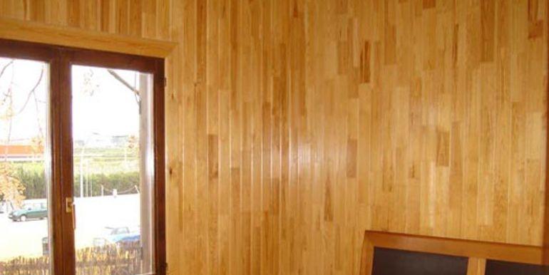 Interior de casa de madera Kempes de Casas Carbonell (7)
