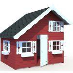 caseta infantil Tom de Casas Carbonell en rojo