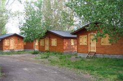 bungalow de madera Casas Carbonell