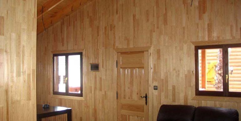 casa de madera Kempes Casas Carbonell