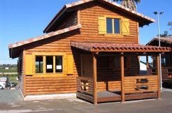 venta casa madera Nadia Fantom