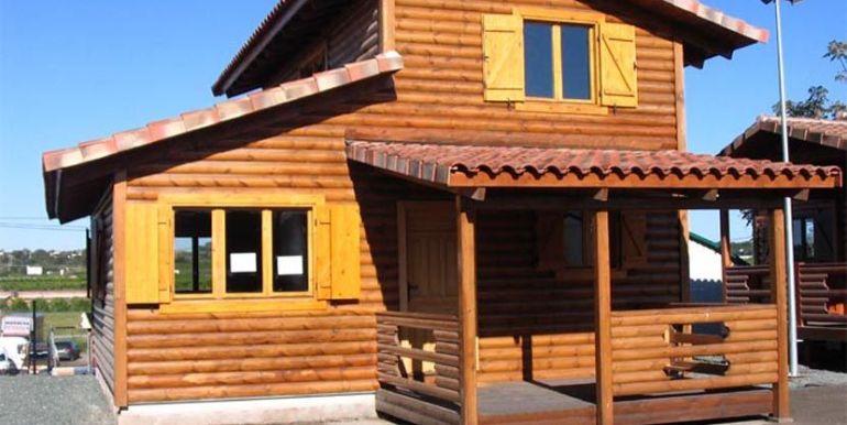 Casas de madera Carbonell