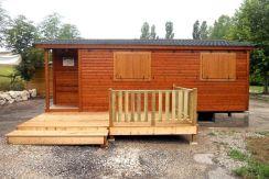 casas de madera prefabricadas Jaca de Casas Carbonell