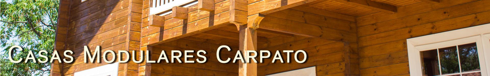 casa madera carpato