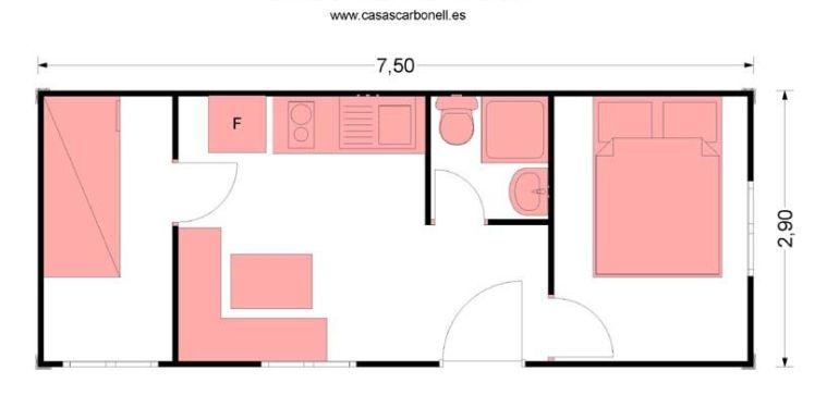 CCR 22 plano planta