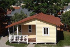 Oferta de bungalow Costa de Casas Carbonell revestimiento de vinilo