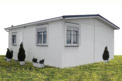 casa prefabricada economica Victoria 50 de Casas Carbonell