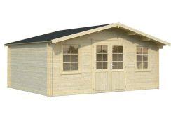 cabaña de madera Klara 17 de Casas Carbonell antihumedad