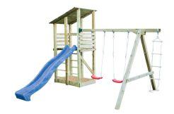 parque infantil de madera Minna de Casas Carbonell