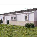 Casas prefabricadas modulares Tritón en catalogo de Casas Carbonell