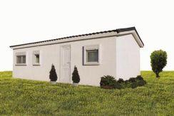 Casas prefabricadas de cemento, Verona, de Casas Carbonell