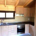Cocina Lousa Materiales de cocina de casas prefabricadas
