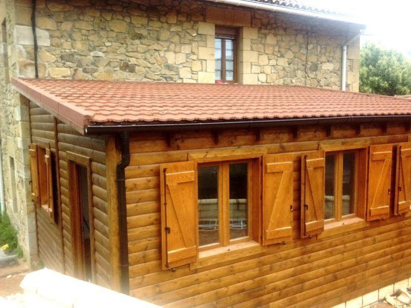 Casa modular para comedor en Vizcaya