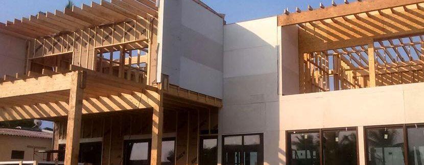 Las casas de madera cumplen el código técnico de edificación