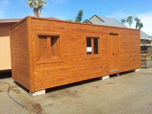 Oferta casa de madera CCR22