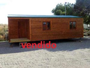 Oferta casa de madera CCR42