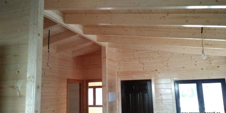 Casa de madera modular, modelo Betera 80 (11)