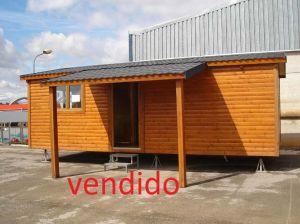 Oferta casa de madera modular Javea