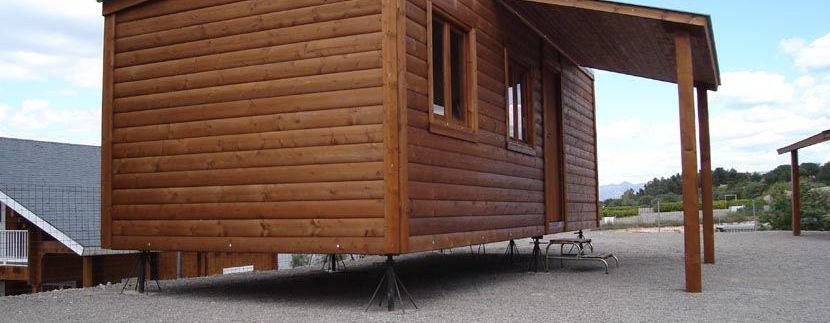 comprar casas de madera | Casas Carbonell | valencia